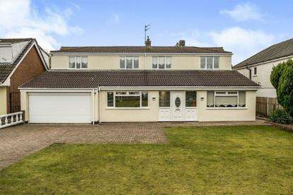 4 Bedrooms Detached House for sale in Ormskirk Road, Knowsley, Prescot, Merseyside, L34