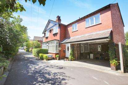4 Bedrooms Semi Detached House for sale in Jesmond Grove, Cheadle Hulme, Cheadle