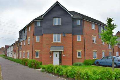 2 Bedrooms Flat for sale in Alma Street, Aylesbury, Bucks, England