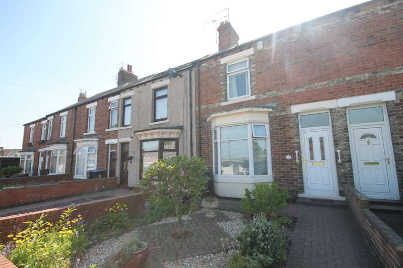 2 Bedrooms Terraced House for sale in Greenfields Road, Bishop Auckland