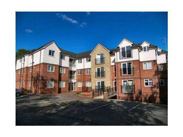 2 Bedrooms Apartment Flat for sale in Holley Hedge Rd, Manchester M22