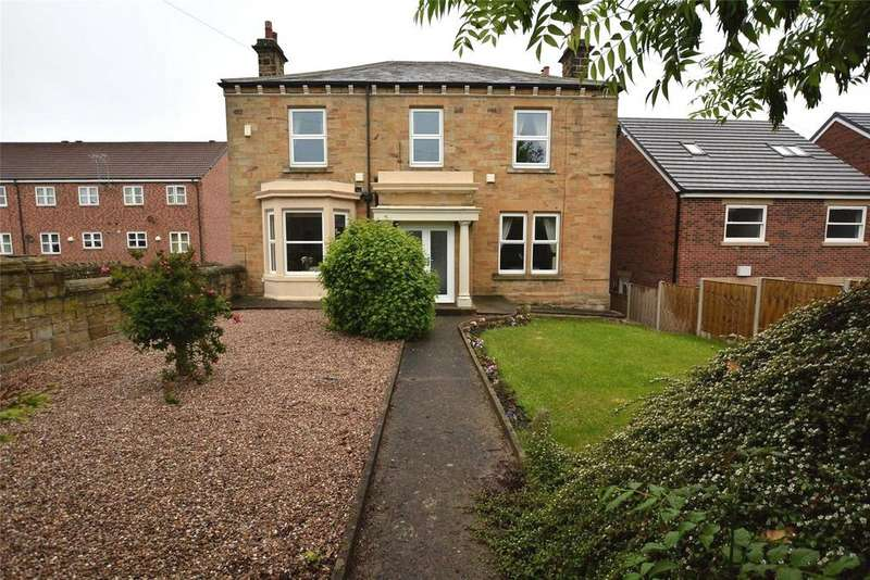 4 Bedrooms Detached House for sale in Holly House, Leeds Road, Robin Hood, Wakefield, West Yorkshire