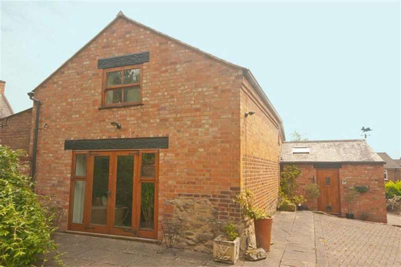 3 Bedrooms Barn Conversion Character Property for sale in Forest Road, Markfield