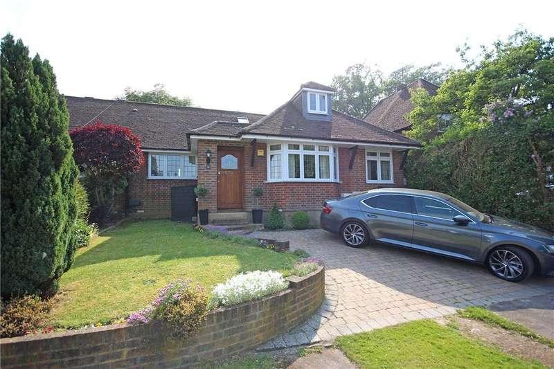 4 Bedrooms Semi Detached House for sale in Park Rise, Harpenden, Hertfordshire