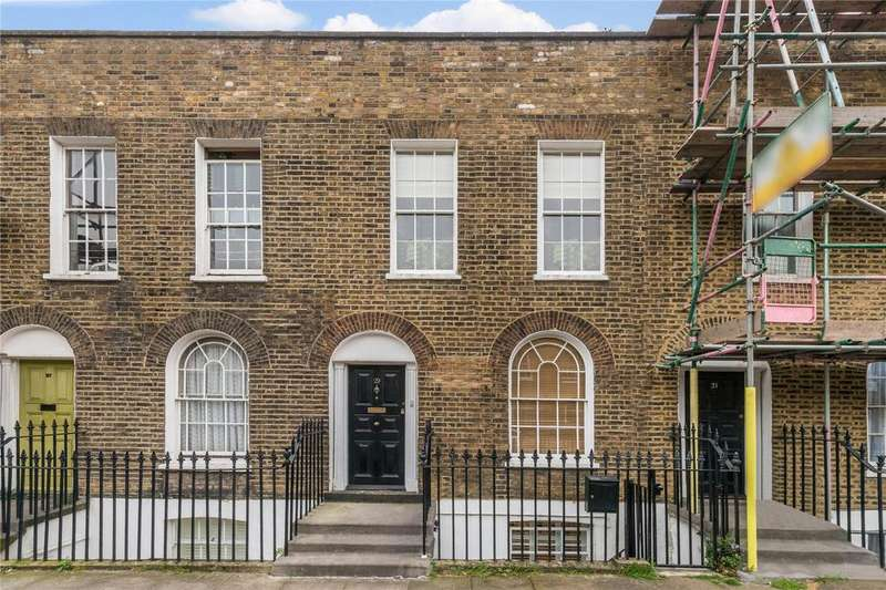 2 Bedrooms Flat for sale in Brooksby Street, Barnsbury, Islington, London