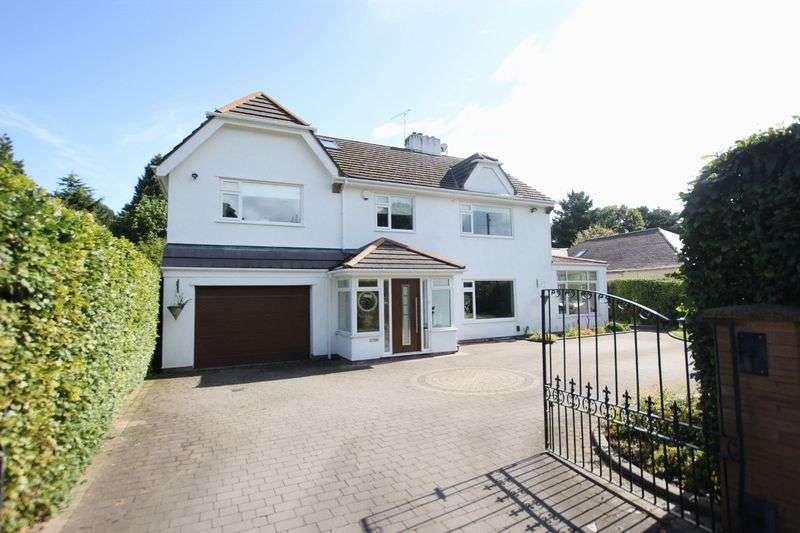 5 Bedrooms Property for sale in Overdale Road, Willaston, Wirral