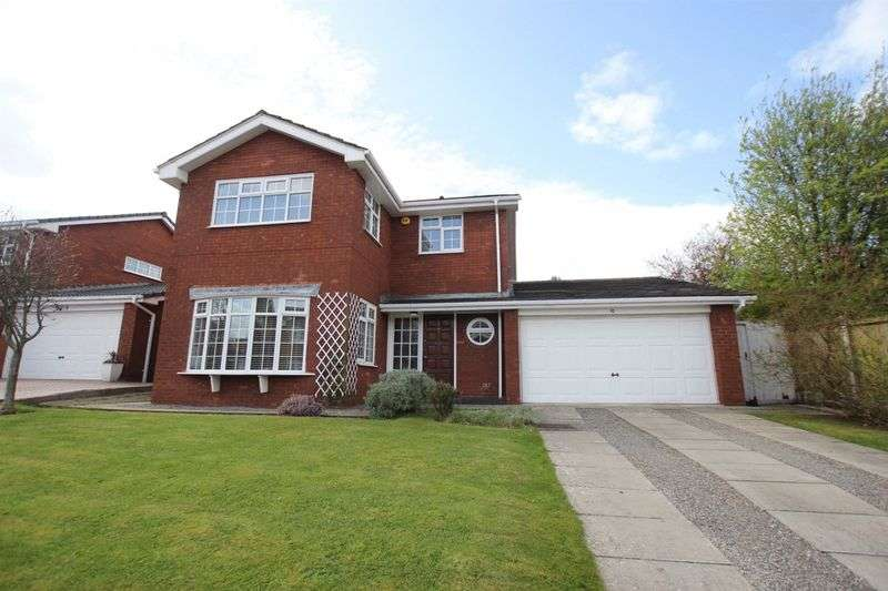4 Bedrooms Property for sale in Mount Haven Close, Upton, Wirral