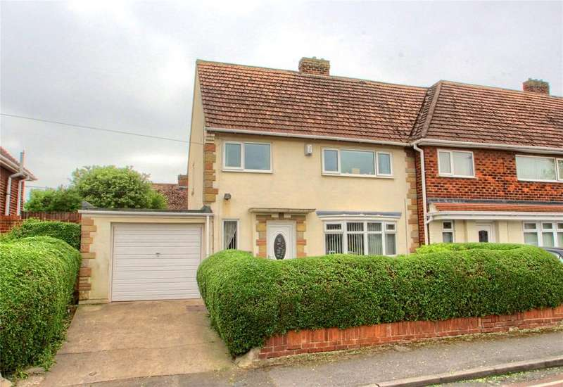 3 Bedrooms End Of Terrace House for sale in Redcar Road, Thornaby