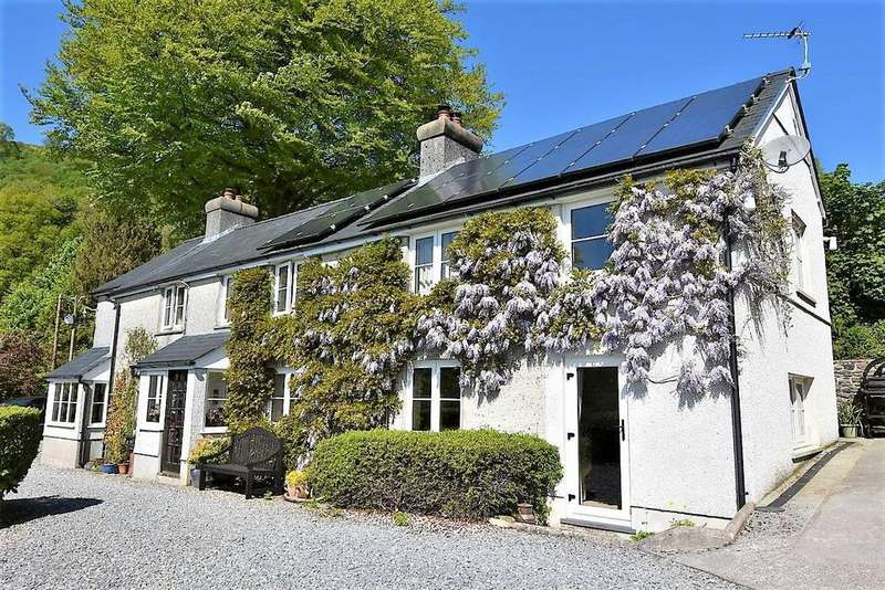 5 Bedrooms Farm House Character Property for sale in Llansadwrn, Llanwrda SA19