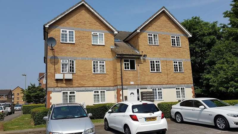 1 Bedroom Flat for sale in Bunting Court, Colindale, Colindale, London, NW9