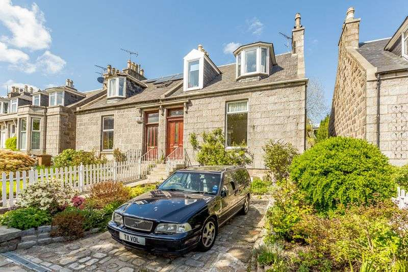4 Bedrooms Property for sale in Roslin Terrace, Aberdeen