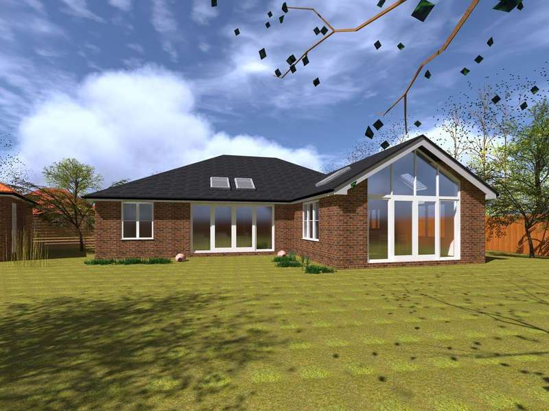 3 Bedrooms Bungalow for sale in The Elms, Colchester Road, Thorpe-le-Soken