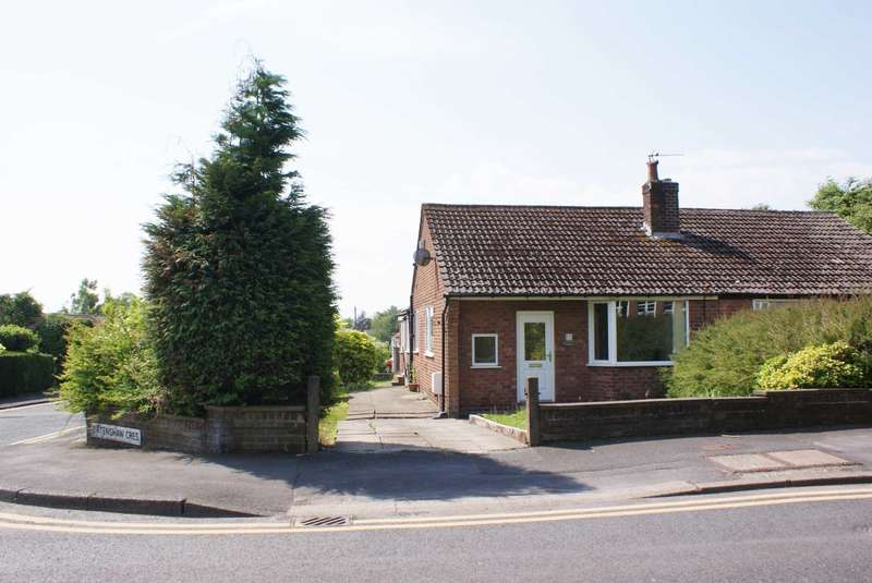 2 Bedrooms Semi Detached Bungalow for sale in Bromley Cross Road, Bromley Cross
