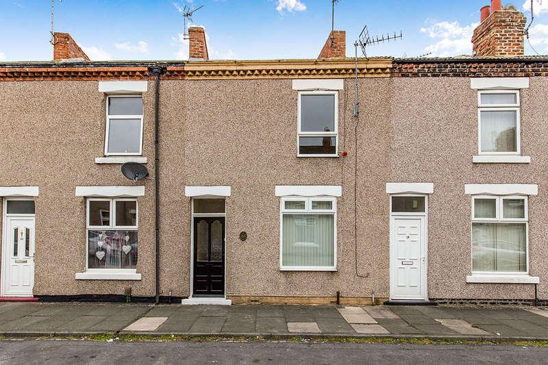 2 Bedrooms Property for sale in Eskdale Street, Darlington, DL3