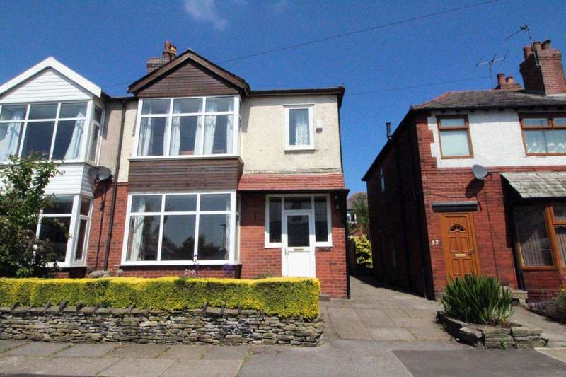 3 Bedrooms Semi Detached House for sale in Ainslie Road, Bolton