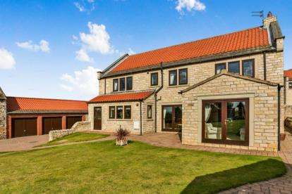 5 Bedrooms Detached House for sale in Beech House Croft, Clifton, Rotherham