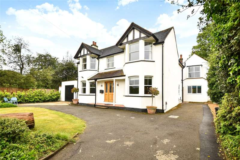 6 Bedrooms Detached House for sale in Denham Lane, Chalfont St. Peter, Gerrards Cross, Buckinghamshire, SL9