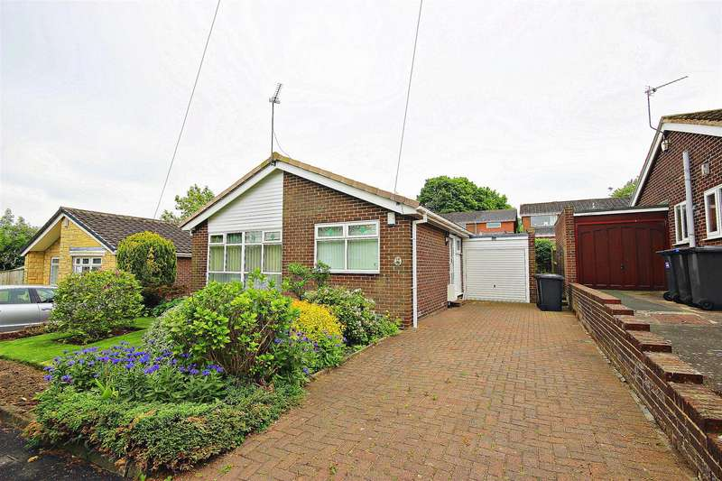 2 Bedrooms Detached Bungalow for sale in Winchester Road, Newton Hall, Durham