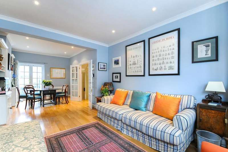 4 Bedrooms Terraced House for sale in Delorme Street, Fulham