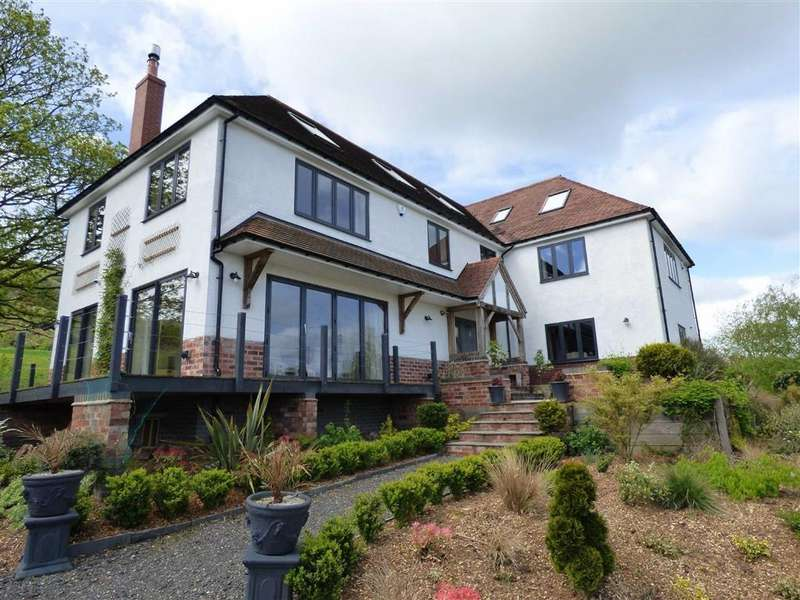 7 Bedrooms Detached House for sale in The Village, Abberley, Worcestershire
