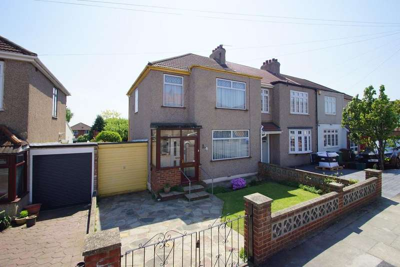 3 Bedrooms End Of Terrace House for sale in Gordon Road, Sidcup, DA15