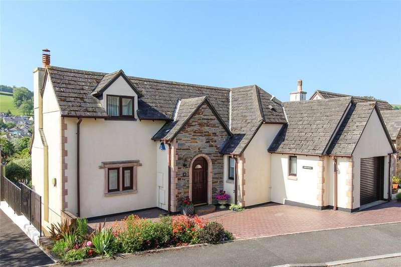 5 Bedrooms Detached House for sale in Copland Meadows, Totnes, TQ9