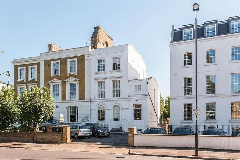 2 Bedrooms Flat for sale in Albion Road, London, N16