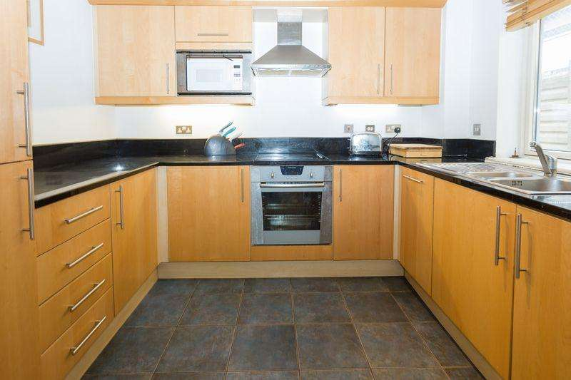 2 Bedrooms Apartment Flat for sale in Gainsborough House, Canary Wharf, E14