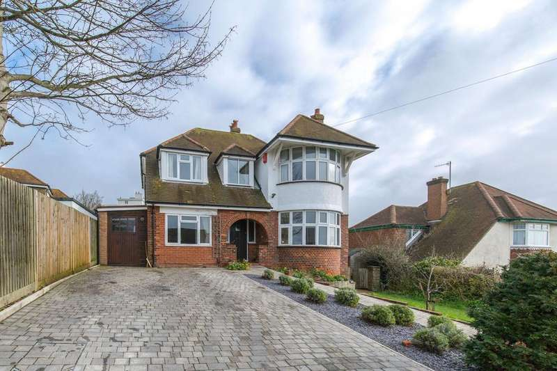 4 Bedrooms Detached House for sale in Bristol Gate, Brighton, BN2