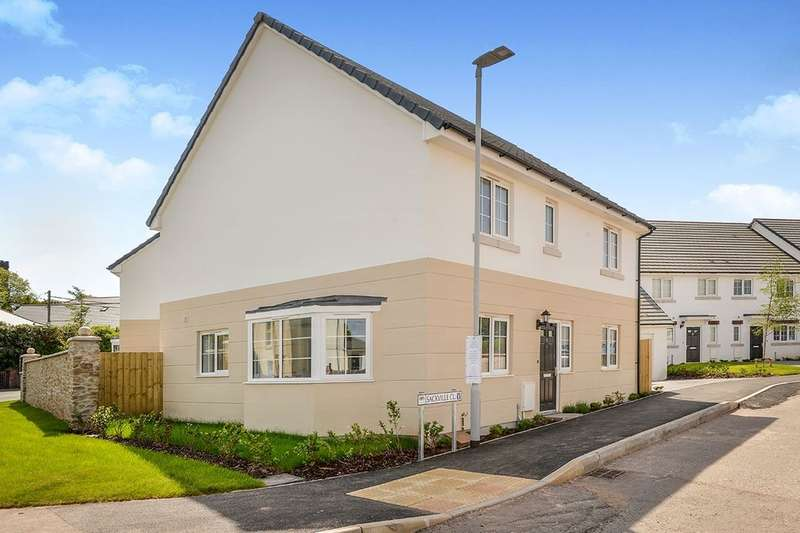 4 Bedrooms Detached House for sale in The Rowans Horn Lane, Plymouth, PL9