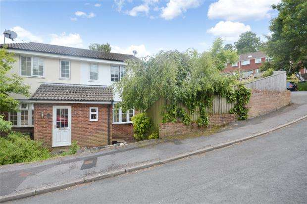 2 Bedrooms End Of Terrace House for sale in Gloucester Road, Exeter, Devon