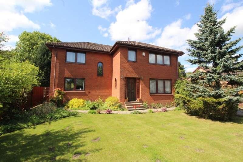 4 Bedrooms Detached House for sale in Fulmar Brae, LIVINGSTON, EH54