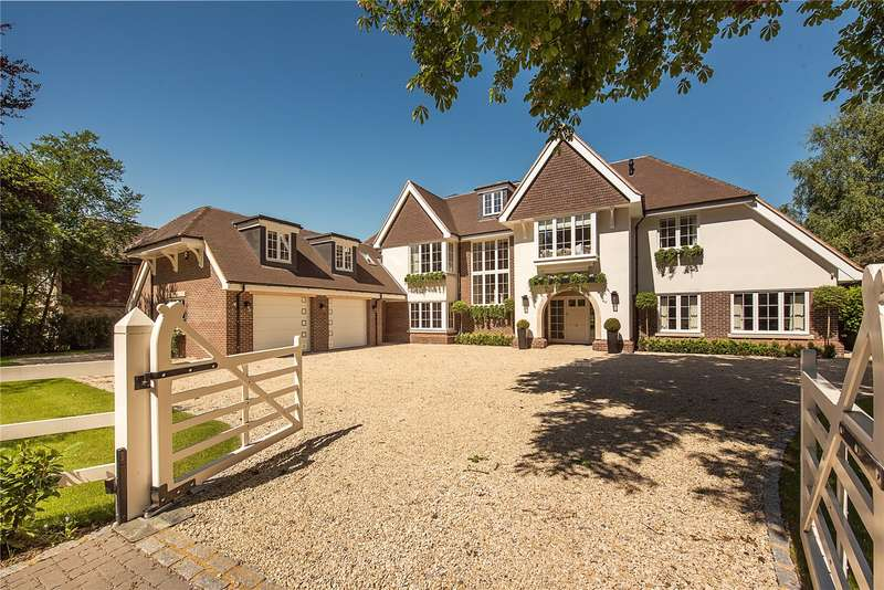 7 Bedrooms Detached House for sale in Camp Road, Gerrards Cross, Buckinghamshire, SL9