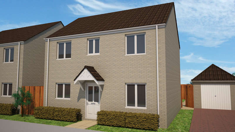 4 Bedrooms House for sale in Rosewood Close, Whittlesey, PE7
