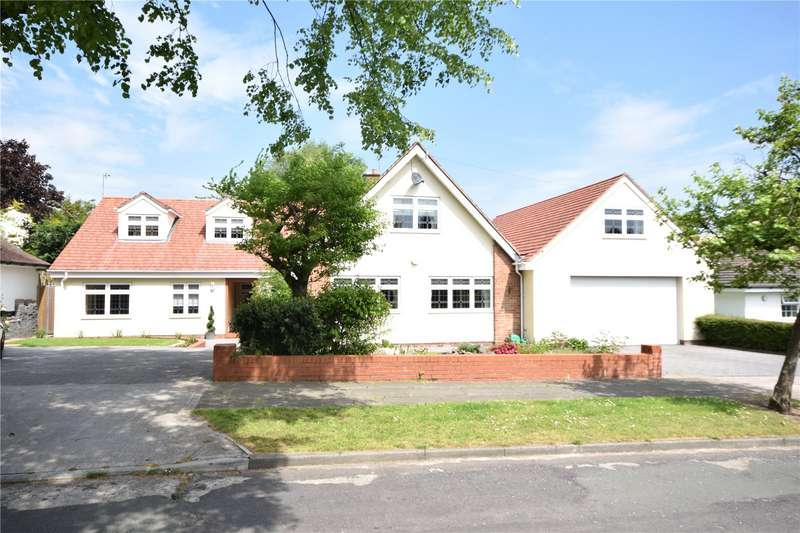 7 Bedrooms Detached House for sale in Heath Hey, Woolton, Liverpool, L25