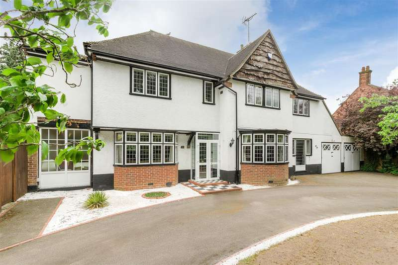 4 Bedrooms Detached House for sale in Northampton Road, Wellingborough
