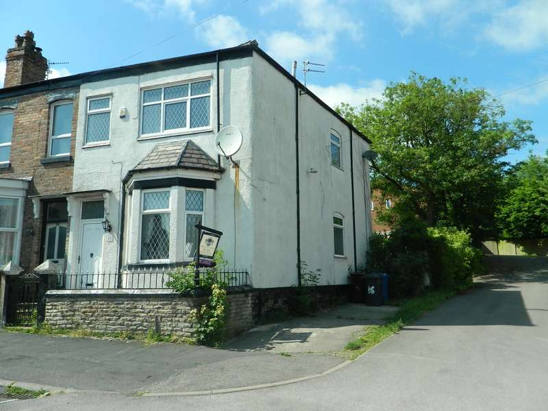 4 Bedrooms End Of Terrace House for sale in Douglas Road, Wigan, WN1