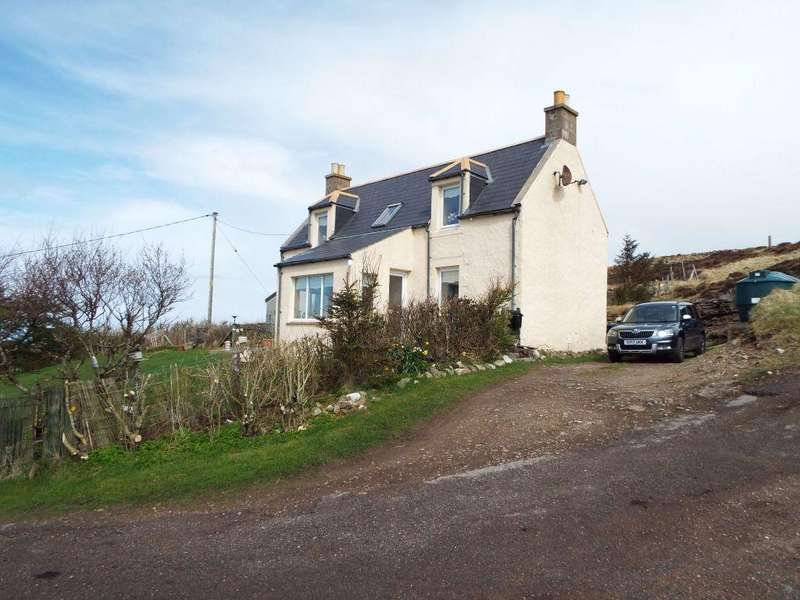 3 Bedrooms Detached House for sale in Bayview Cottage, 231 Kirtomy, Bettyhill, KW14 7TB