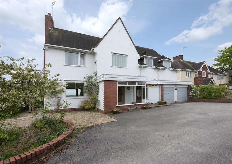 5 Bedrooms Detached House for sale in Western Avenue, Halesowen