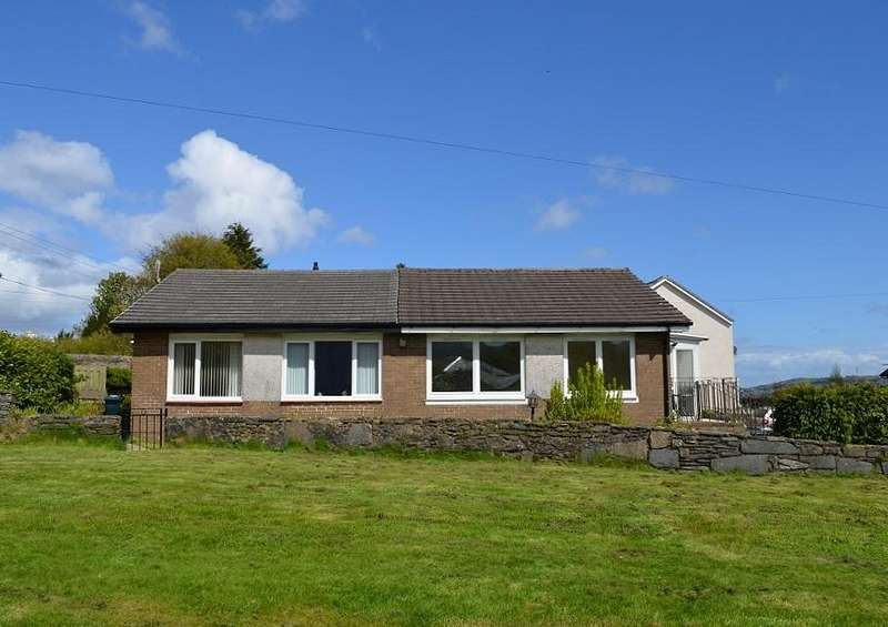 2 Bedrooms Bungalow for sale in Dhailling Road, Dunoon, Argyll and Bute, PA23 8BX