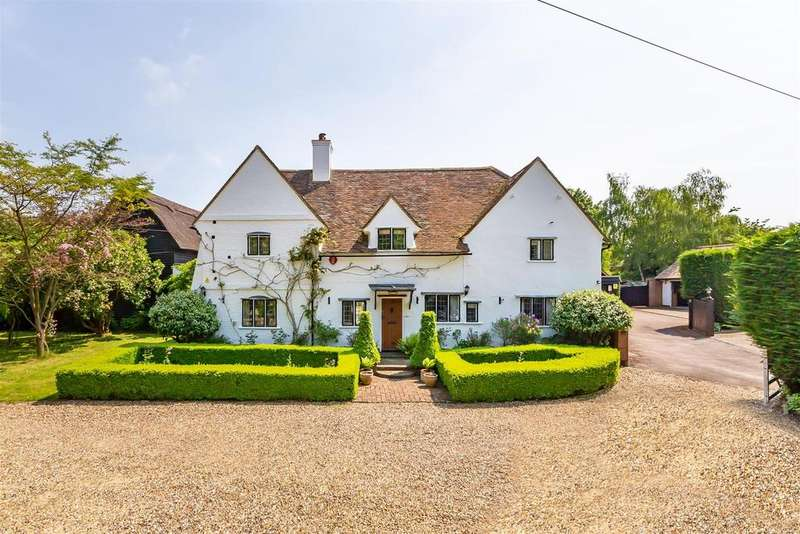 6 Bedrooms Detached House for sale in Norton Road, Letchworth Garden City