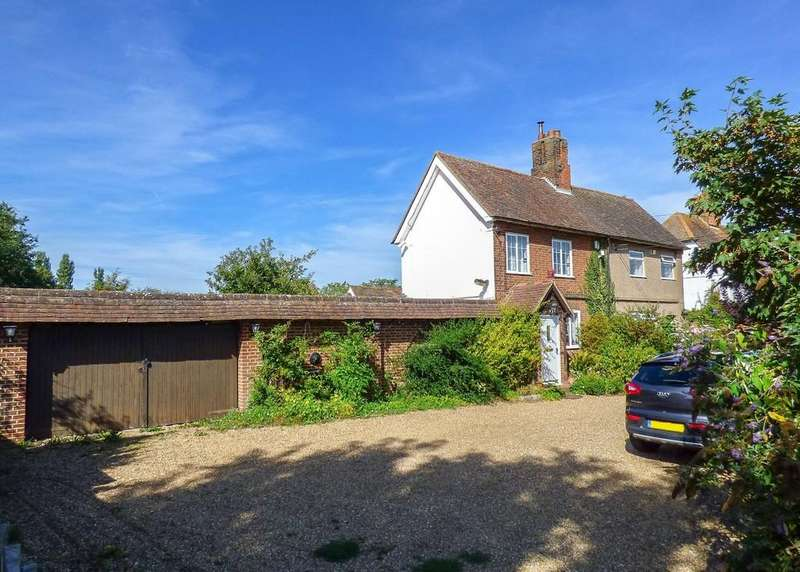 3 Bedrooms Semi Detached House for sale in Thong Lane, Thong, Shorne