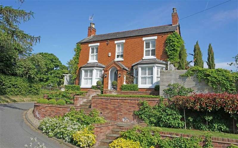 3 Bedrooms Detached House for sale in Back Lane, Burton Overy, Leicestershire