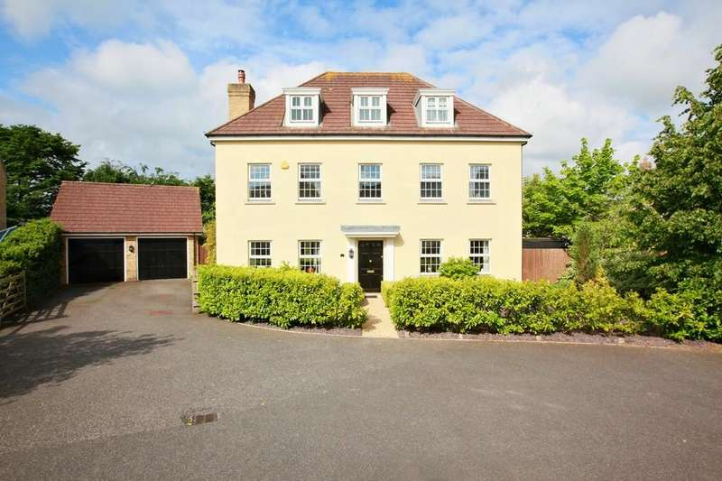5 Bedrooms Detached House for sale in Wooldridge Place, Wickham Bishops