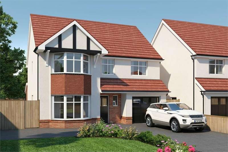 4 Bedrooms Detached House for sale in Mulberry Park, Forest Road, Ellesmere Port, Cheshire