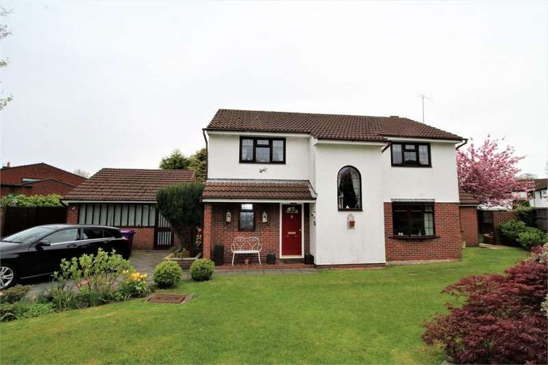 4 Bedrooms Detached House for sale in Darby Road, Grassendale, LIVERPOOL, Merseyside