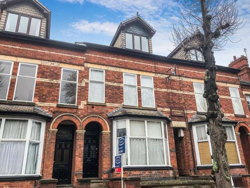 1 Bedroom Flat for sale in Hinckley Road, Leicester, LE3