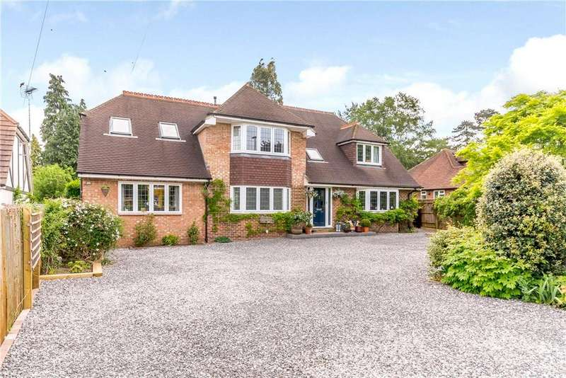 5 Bedrooms Detached House for sale in Wargrave Road, Twyford, Reading, Berkshire, RG10