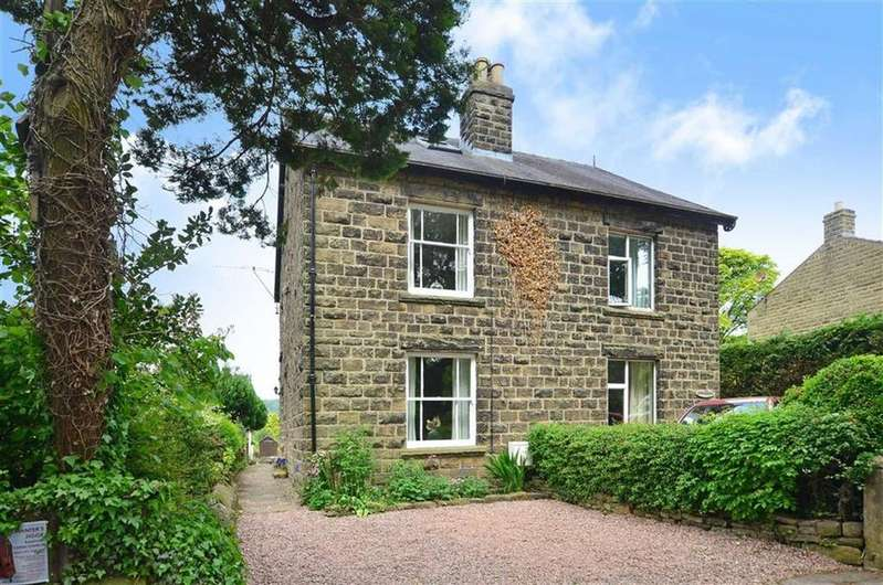 4 Bedrooms Semi Detached House for sale in 27, Main Road, Bamford, Hope Valley, Derbyshire, S33