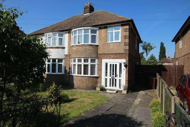3 Bedrooms Semi Detached House for sale in 90 Western Avenue, Lincoln